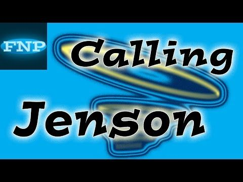 Teleportation - Calling Jenson - After Effects - YouTube