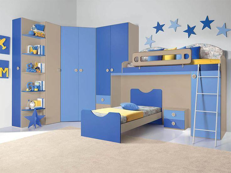 Davide GT0035 Design della camera da letto, Camerette
