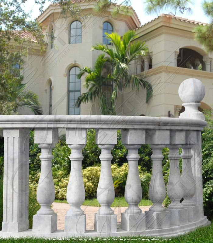 Marble Balustrades - Marble Baluster - Balustrades - Marble - Balusters