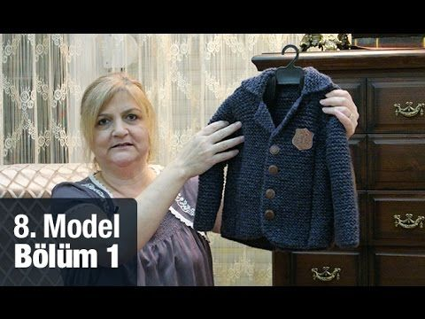 8. Model (1/5) ● Örgü Modelleri - YouTube