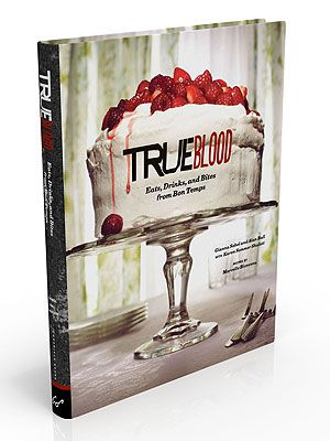 """""""True Blood"""" themed Halloween party ahead? You might want to check out the new recipe book!"""