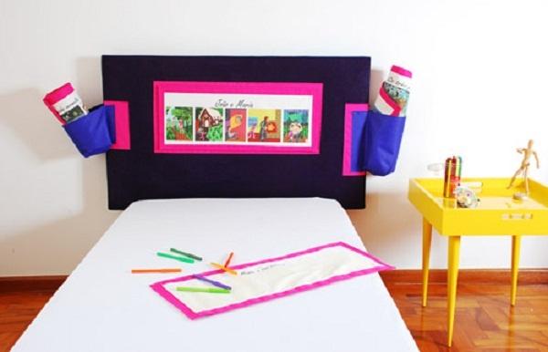 cabeceira de cama box infantil: Bedside Beach, Nas Cabeceira, Bed, Cama Boxes, 15 Modelo, Bedside, Pale Pink Bed, Porta-Treco Para Cama, Bed