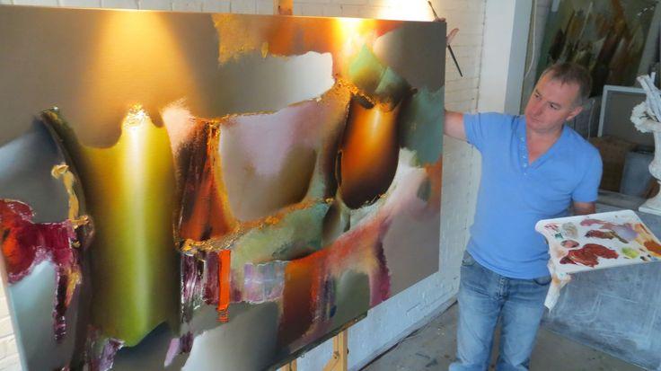 kunstschilder-abstracte-schilderijen
