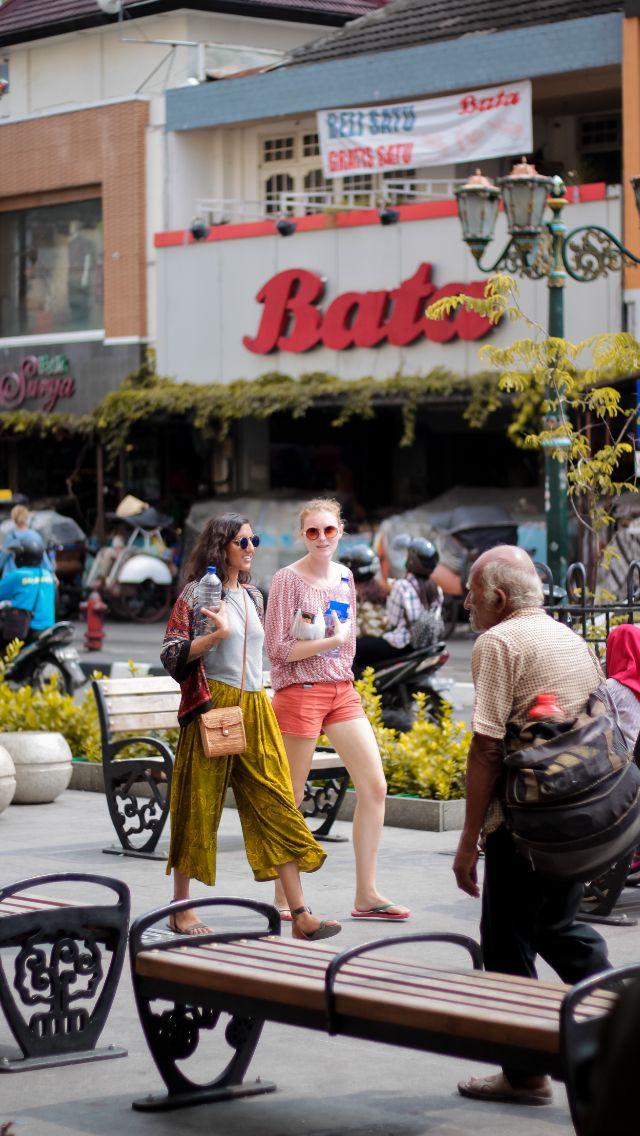 Capture on the street Loc : Malioboro, Yogyakarta.ID