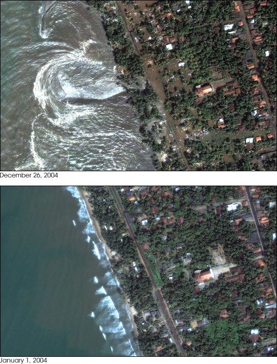 The tsunami, which was actually a series of tsunamis, affected many countries. India, Malaysia, Indonesia, the Maldives, Myanmar, Somalia, Sri Lanka, and Thailand suffered the most in terms of damage and casualties. The most deaths occurred in Indonesia. A number of other countries also suffered from the tsunami including Bangladesh, Kenya, Seychelles, South Africa, Tanzania, Yemen, Australia, Madagascar, Mauritius, Oman, and Singapore. Numerous other countries lost citizens who were…