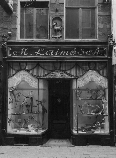 Old Laimböck store Amsterdam