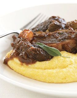 Slow Cooker Osso Bucco-  I wonder how Kevin (The Closet Gourmet) would do this?