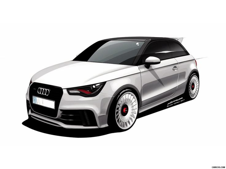 2012 Audi A1 Quattro Wallpaper