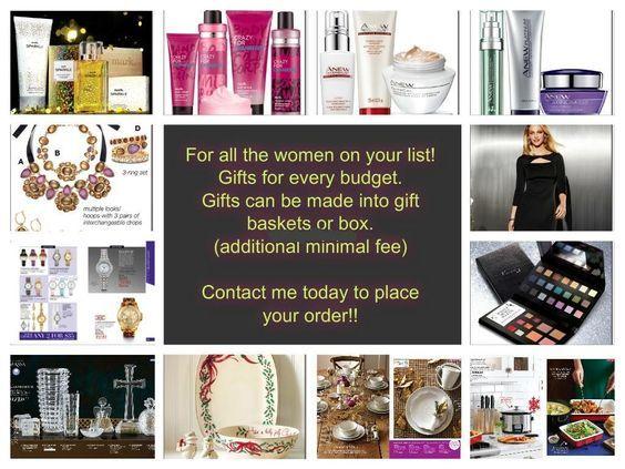 1000+ Ideas About Avon Gift Baskets On Pinterest