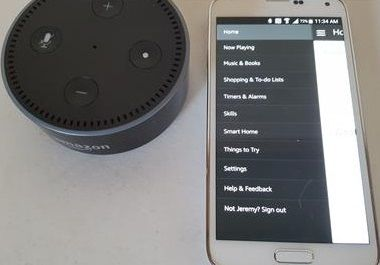 How To Pair Amazon Echo Dot To A Speaker Amazon Echo