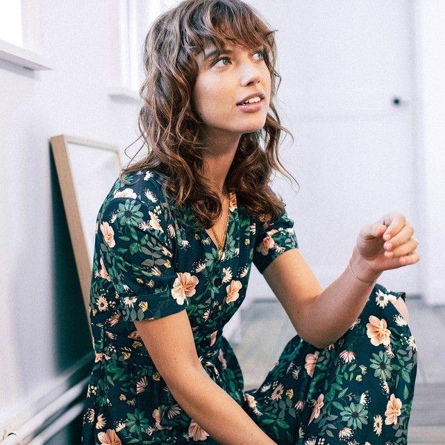 76a56e61 Pantalon Large Imprimé - Taille : 40;42;44 en 2019 | Balzac Paris X ...