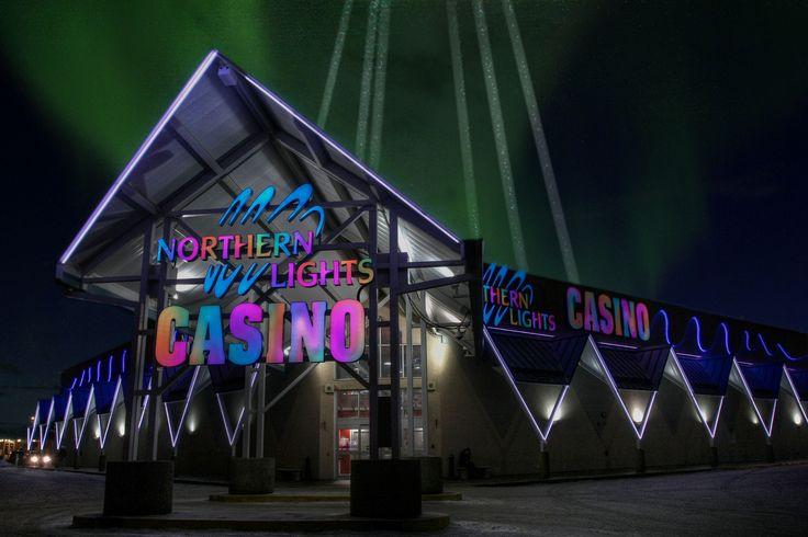 Northern Lights Casino in Prince Albert, SK