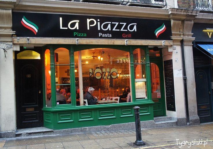 Restaurant in London