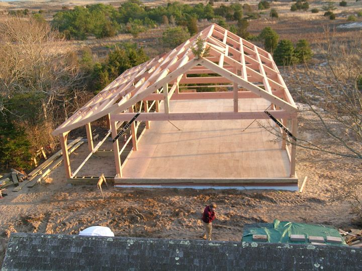 South County Post Beam Inc Gallery Timber Frame Post And Beam Homes Timber Frame Construction Timber Frame Cabin Plans Timber Frame Garage