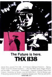 Картинки по запросу THX 1138
