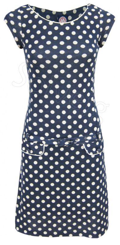 Liselot jurk van Le Pep, verkrijgbaar bij Solvejg.nl
