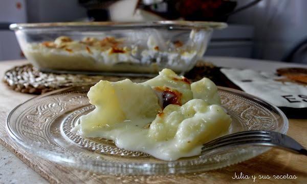 Coliflor al queso: harás que todos se chupen los dedos con este plato