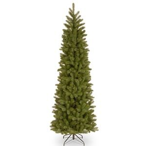 National Tree Co. Baldwin Spruce Artificial Christmas Tree- Slim