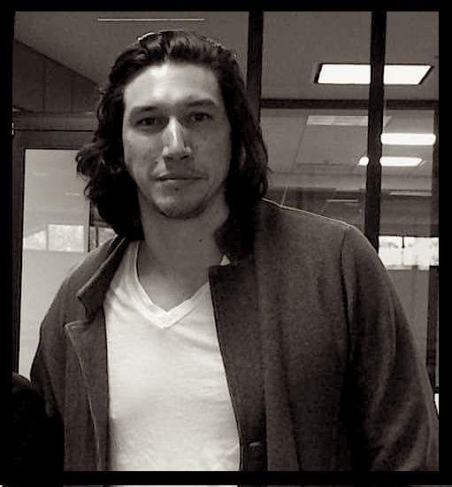 Adam Driver picture of the day :)