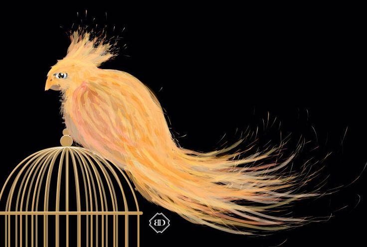 The Phoenix on Behance_Bianca Duvenhage