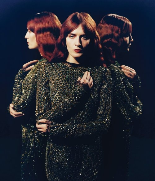 Jane Morris pre raphaelite Muse: Florence Welch #florence and the machine