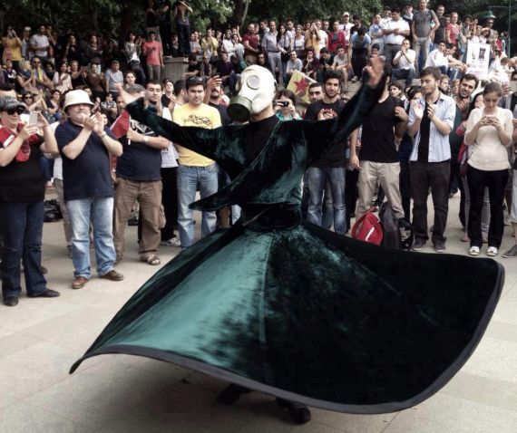 Creative Review - #OccupyGezi: The art of the Turkish protests