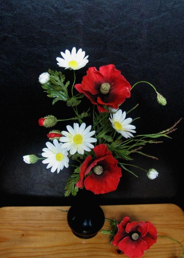 Kytička lúčnych kvetov