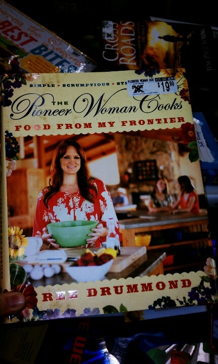Pioneer Women Cookbook $19.88 Walmart