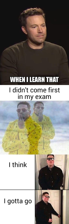 #exam #tension