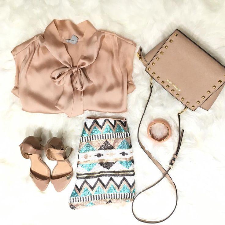 """48 kedvelés, 4 hozzászólás – Brigitte (@brigitte.blog) Instagram-hozzászólása: """"Outfit of the day 👗😊 Blush pink love 😍❤️ ************************************************A nap…"""""""