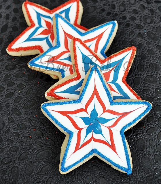 Star cookies-Now I want to bake some cookies!