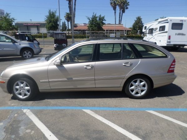 2002 Mercedes C320 Wagon For Sale by Owner