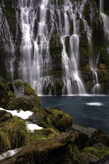 Burney Falls, Redding, California, USA