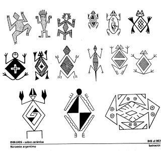 Creación Artesanal Diseños precolombinos para llaveros, prendas de vestir y otros