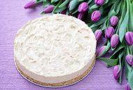 Dessert: Classic Vanilla Cheesecake Recipe