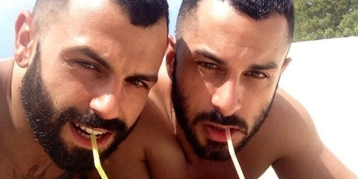 'Boyfriend Twins' Tumblr Documents Lookalike Gay Boyfriends