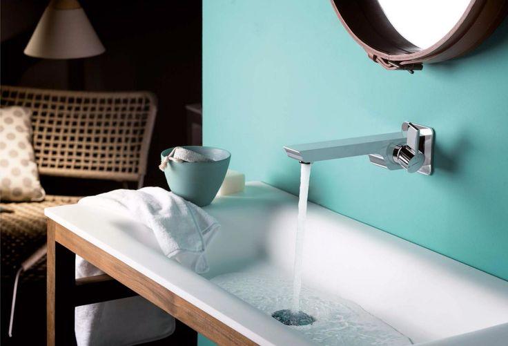 La purezza e la semplicità rigorosa del #deisng di #Libera ti sorprenderanno. Sei pronto a regalare al tuo bagno il #rubinetto che merita? www.gasparinionline.it #Newform #arredobagno #casa #interiors #home #style #architecture #rubinetteria