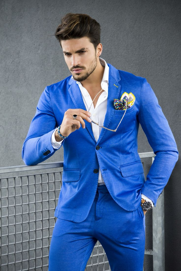 Summer suit • men's fashion shop on www.nohowstyle.com