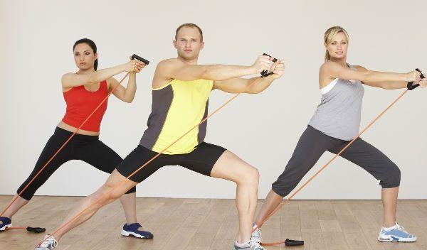 ejercicios con banda elástica | Enforma180