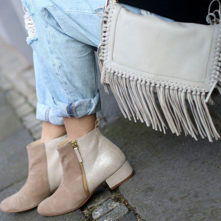 1.2.3 Paris - Chris du blog @fashiontwinstinct porte le sac Teddy et les boots Zolalie printemps-été 2016 #123paris #streetstyle #ootd #mode #fashion #shopping #blogueuse #blogger #blogueusemode #fashionblogger #printemps #spring #été #summer
