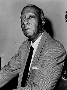 A. PHILIP RANDOLPH (1889 - 1979; U.S.) | organized and led the Brotherhood of Sleeping Car Porters; initiated the March on Washington for Jobs and Freedom (1963)