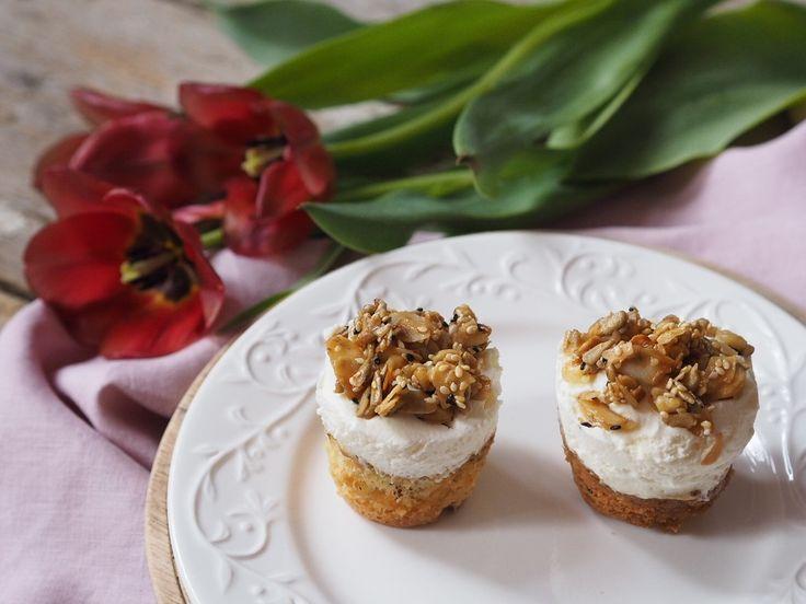 Muffiny s borůvkami a karamelovými oříšky | Na skok v kuchyni