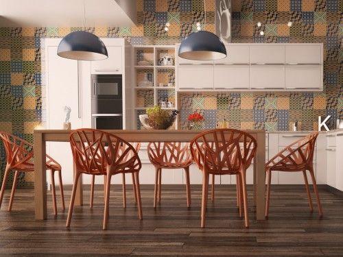 17 mejores ideas sobre azulejos de pared de cocina en - Pisos para cocinas ...