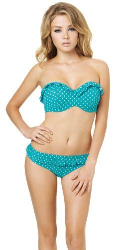 Turkusowy strój kąpielowy  / Turquoise swimsuit  / 192 PLN #swimsuit #summer #stroj_kapielowy #turquoise