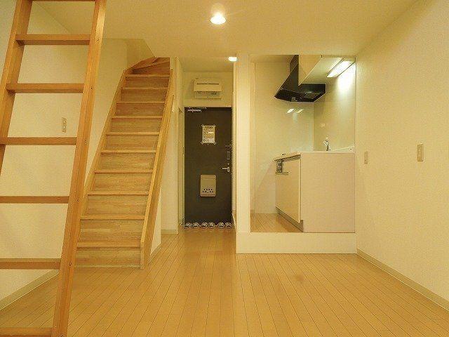 ダブルロフト 105号室(東京都港区) | 東京、神奈川、千葉、埼玉のリノベーション・デザイナーズ賃貸ならグッドルーム[goodroom]