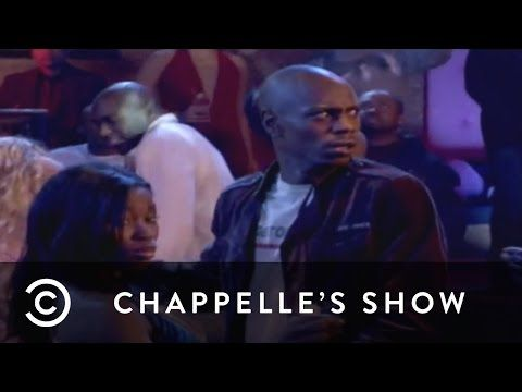 2Pac is Still Alive? | Chappelle's Show - YouTube