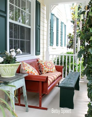 Cottage Home Tour - filled with collections, color and uniqueness
