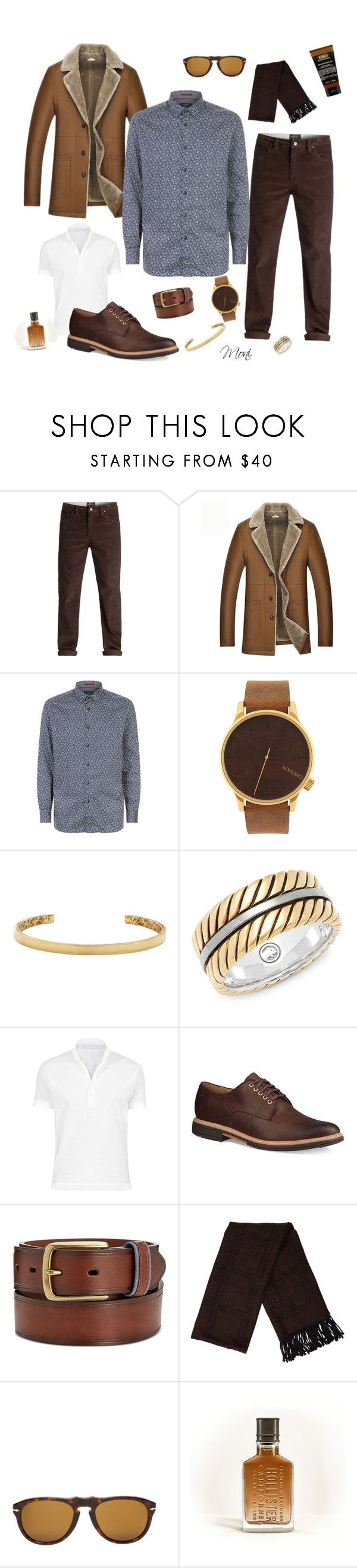 """""""Ready for anything!"""" by monicavbecker on Polyvore featuring Quiksilver, Ted Baker, Degs & Sal, Effy Jewelry, UGG, Club Room, Fendi, Persol, Hollister Co. and Kiehl's"""
