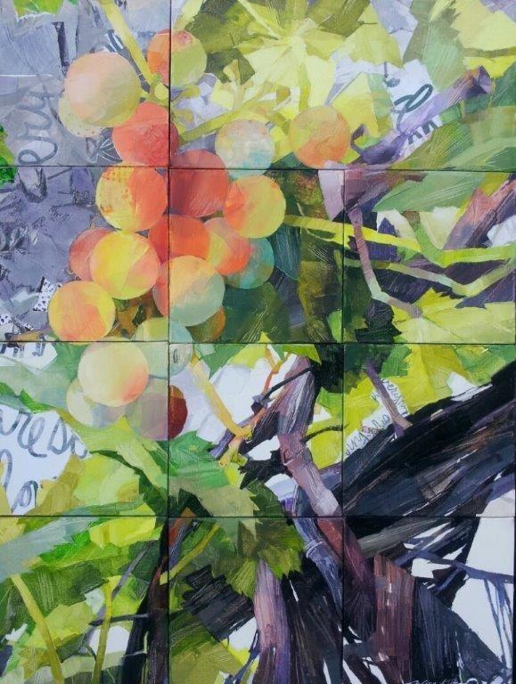 Galina Kim - Grape Design 765 x 1015