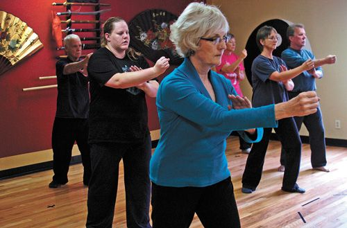 Tai Chi and Cardiac Rehabilitation-Mayo Clinic Video. Scientists at Harvard and Beth Israel Deaconess Medical Center followed 100 cases who have systolic heart failure and put them into two random groups of 50. One group took part in a 3 month Tai Chi exercise program, and the other group received 3 months of education sessions. …